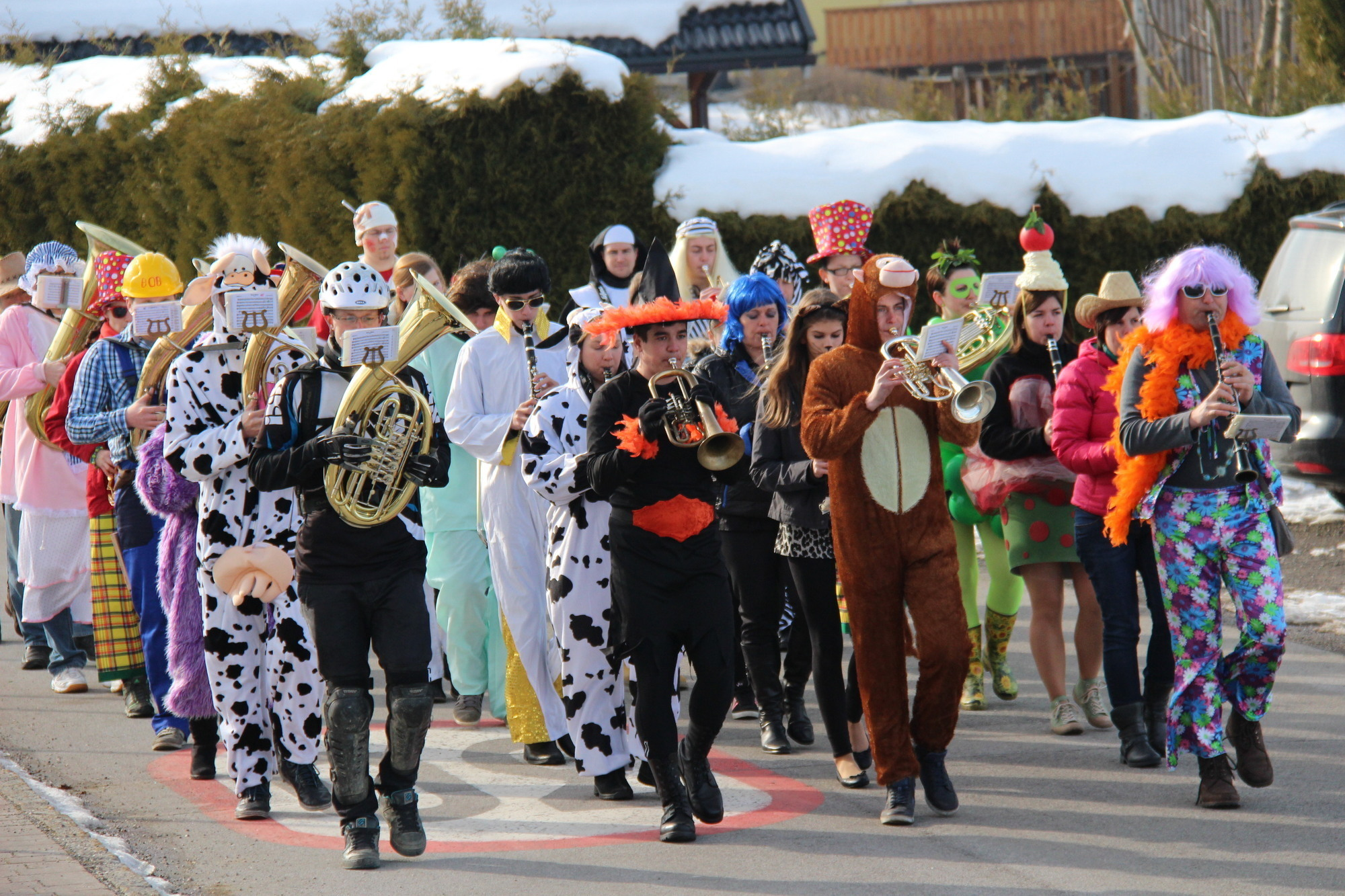 Kinderfasching 14.02.2015