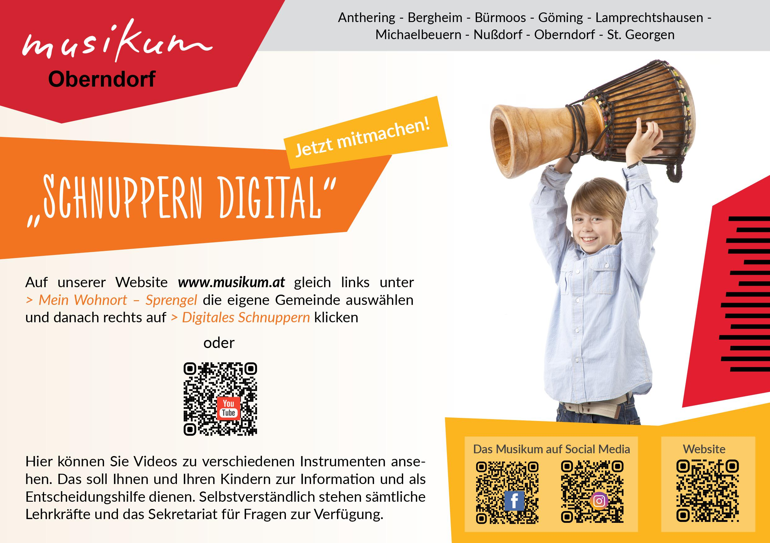 Digitales Schnuppern 01
